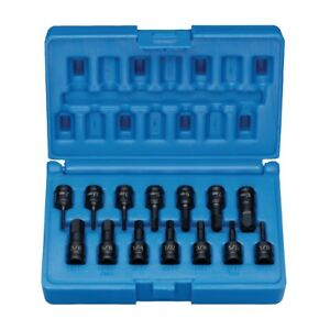 1 4 Drive 14 Piece Impact Hex Driver Set