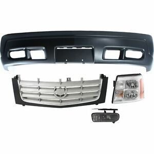 New Auto Body Repair Kit Front For Cadillac Escalade Ext 2002
