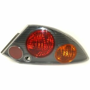 Halogen Tail Light For 2002 2005 Mitsubishi Eclipse From 2 02 Right W bulbs Capa
