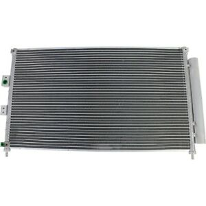 Ac Condenser For 2006 2011 Honda Civic Dx Lx Sedan With Receiver Drier Aluminum