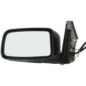 Power Mirror For 2002 2007 Mitsubishi Lancer Left Paintable Manual Folding