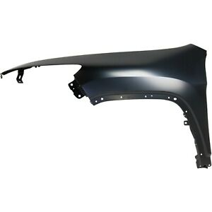 Fender For 2014 2018 Jeep Grand Cherokee Front Driver Side Primed Steel Capa