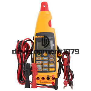 Brand New 1pcs Fluke 773 With Soft Case F773 Milliamp Process Clamp Meter