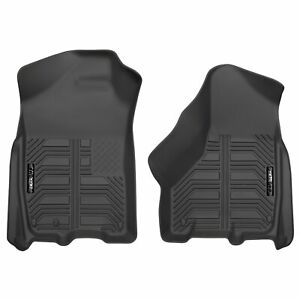 4wd Pros 77218 Floor Mats For 2003 2008 Dodge Ram 1500 Front Row 2 Pieces