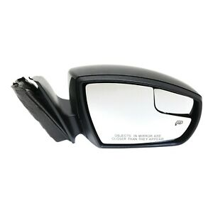 Kool Vue Mirror For 2012 2014 Ford Focus Se Sel Heated With Signal Light Right