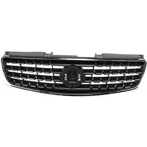 For Nissan Altima New Front Grille Chromed Gray Ni1200213 62070zb000
