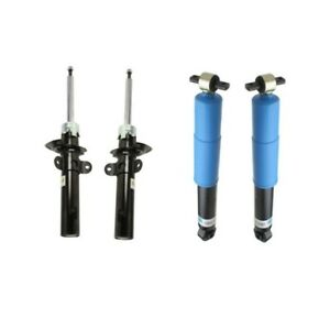 Fits Jaguar X type Front And Rear Shocks And Strut Assemblies Kit Bilstein B4