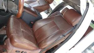 2011 2016 Ford F250 F350 King Ranch Oem Leather Seats Console Door Panels