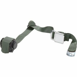 Beams Wsch300 dk Green Seat Belt Dark Green 3 point Universal