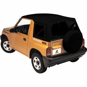 Bestop 51362 15 Soft Top For 89 94 Geo Tracker Suzuki Sidekick