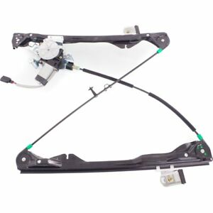 Power Window Regulator For 2008 2011 Ford Focus Front Right With Motor