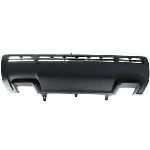 Front Lower Valance For 2010 2013 Toyota Tundra Panel Textured Capa
