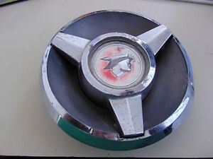 1 1967 1970 Mercury Cougar Wheel Hubcap Cover Spinner C8wa 1a041 4 48904