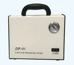 Dp 01 Handheld Lab Oil Free Diaphragm Vacuum Pump 10l min 220v