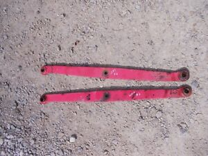 Ford 9n Tractor Original Right Left Sides Bottom 3pt Hitch Lift Arm Arms 9 N