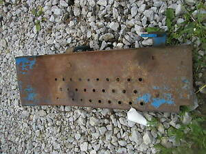 Ford 4000 Select O Speed Tractor Original Ford Left Foot Step Panel