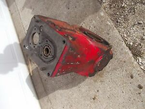 Farmall A Tractor Good Ih Rearend Transmission Case For Gears