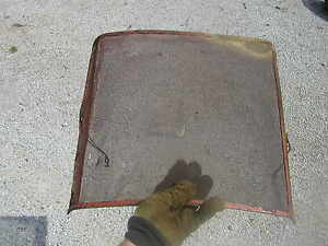 Allis Chalmers Wd45 Wd Tractor Original Front Grill Corn Picker Screen
