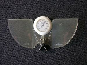 Thermometer Hood Wirbulator Vw Split Kdf Oval K fer Bug Beetle Cox Perohaus