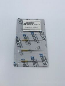 Dentsply Ptnx131 Protaper Next Rotary Files Length 31mm Size 017 04 Pack Of 3