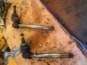 Farmall A Tractor Orignal Ih Front Hub To Rim Drop Axle Spindle Shaft