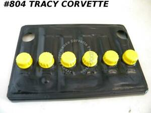 1953 1967 Chevy Gmc Group 24 Tar Topper Delco Battery Cover Pont Buick Olds Cad