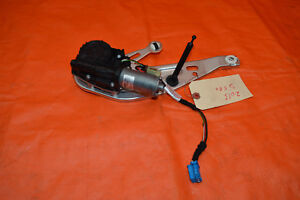 14 15 16 17 Mercedes Benz S550 Oem Trunk Lid Lift Motor W222