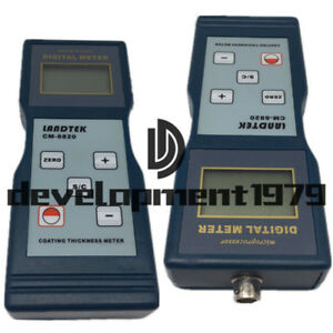 New 1pcs Landtek Thickness Meter Coating Thickness Gauge Metal Cm8820
