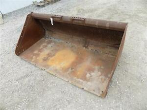 72 Oem Bobcat Bucket For Skid Steer Loaders Ssl Quick Attach Fits Many Makes