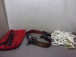 Body Harness Rope W Bag By Cmc Rescue Equipment