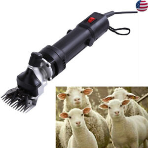 650w Livestock Sheep Shears Goat Clippers Animal Shave Grooming Farm Supplies