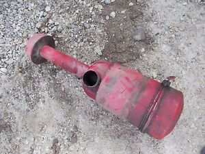 Farmall 400 D 400d Diesel Tractor Engine Motor Oil Bath Precleaner Assembly
