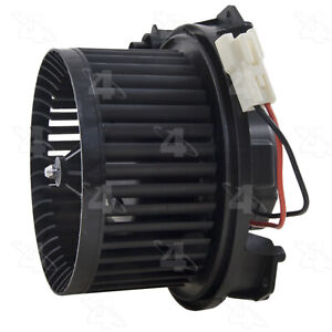 Blower Motor Fits 2007 2009 Toyota Yaris Parts Master Four Seasons