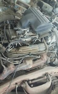 Dodge Motor Engine 318 5 2l Vin Y 8th Digit Fits 94 97 Ram Truck 1500 155 000
