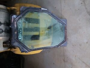New Holland Skid Steer Cab Door Ls170 ls160 ls180 lx665 lx565 lx865 lx885