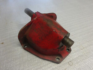 Farmall C Super C 200 Adjustable Wide Front Axle Mounting Bracket Shaft