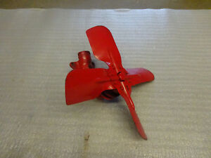 Farmall A B Bn Fan And Hub Assembly With Water Outlet Bracket