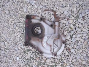Ferguson To30 To 30 Tractor Original Engine Motor Front Cover Panel