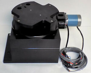 Parker Daedal 20800rtes Precision Rotary Table Motor Driven Positioner 8 200rt