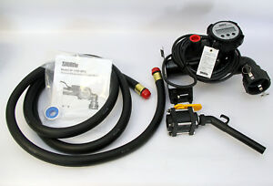 Shurflo Monsanto 12v Chemical Transfer Pump With Hose And Meter Sf 100 mts