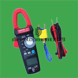 Center 251 New Clamp Meter hvac Trms Small size Portable 600v 10a