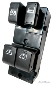 Master Power Window Switch For 2008 2013 Nissan Altima Coupe 2 Window New