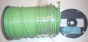 Encore Wire 10 Gauge Green Stranded Insulated Copper Electrical Wire 500 Spool