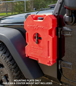 New Morryde Jeep Jk Driver Side Fender Rotopax Gas Can Mount Jp54 013