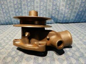 1932 1936 Ford V8 Nors Water Pump Assembly 1933 1934 1935 1936