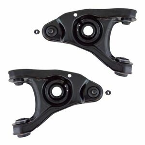 Moog Front Lower Control Arm Ball Joint Pair Kit 2pc For Mustang New