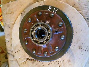 Farmall Bn Tractor Ih Main Transmission Drive Pinion Assembly Gear