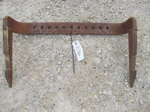 Farmall 200 230 Super C Sc Tractor Fasthitch 2pt Drawbar Draw Bar Small Pt Hitch