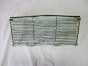 1964 1965 64 65 Plymouth Barracuda Grille Center