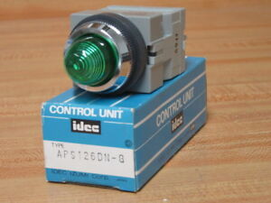 Idec Aps126dn g Illuminated Pilot Light Aps126dng